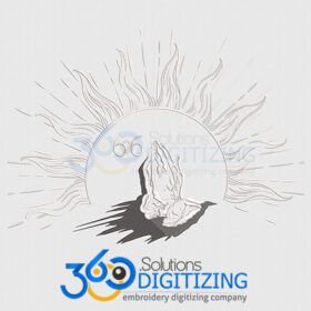 Prayer-Jacket-Back-Logo-Digitized-for-Machine-Embroidery-By-360-Digitizing-Solutions